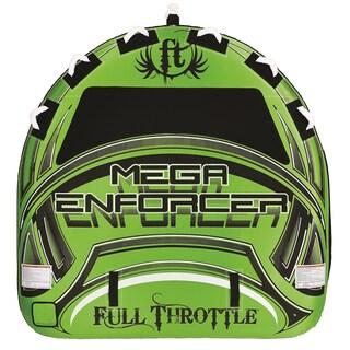 Full Throttle Mega Enforcer 80-inch D-Shaped Tube Green