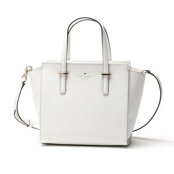 Kate Spade Cedar Street Small Hayden Bright White Satchel Handbag