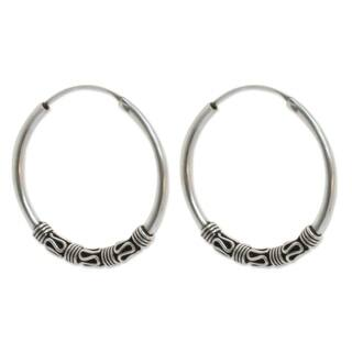 Handmade Sterling Silver 'Traditional Thai' Earrings (Thailand)|https://ak1.ostkcdn.com/images/products/10332096/P17442689.jpg?impolicy=medium