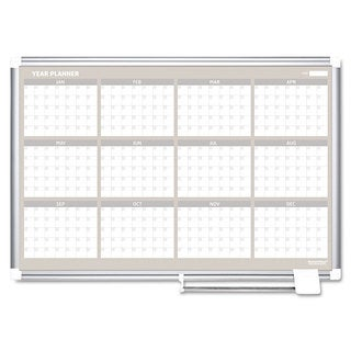 MasterVision 12 Month Year Planner