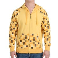 Minecraft Ocelot Premium Zip Up Youth Hoodie Kids Boys Child Hooded Sweatshirt