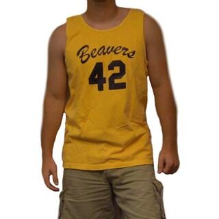Scott Howard #42 Beavers Teen Wolf Basketball Jersey