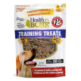 Health Bone Training Treats - 6.17 oz