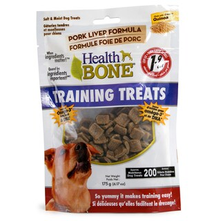 Health Bone Training Treats - 6.17 oz