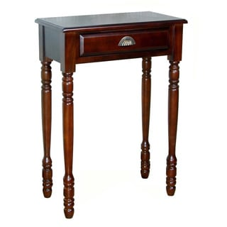 D-Art End Table with 1 Drawer (Indonesia)