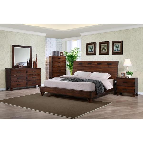 Williamsburg 6 Piece Bedroom Set
