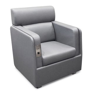 Morph Series Soft Cushion Seating Chair w/ USB Ports