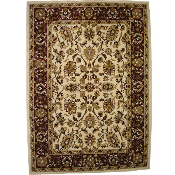 Shop Traditional High Quality Area Rug Beige Oriental Rug