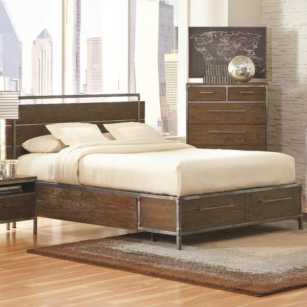 Manhattan 5-Piece Bedroom Set - Free Shipping Today - Overstock ...