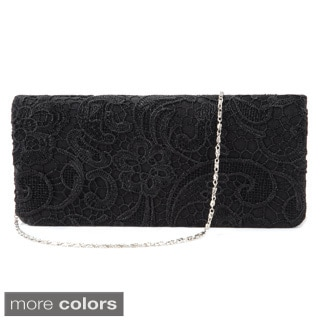 Lace Evening/ Special Occasion Clutch