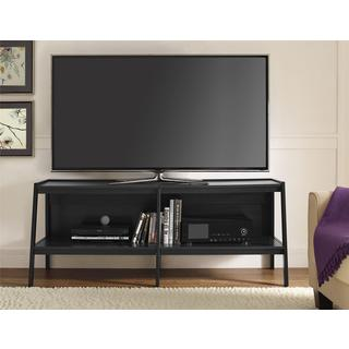Ameriwood Home 60-inch Black Ladder TV Stand
