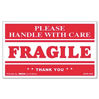 Universal FRAGILE HANDLE WITH CARE Self-Adhesive Shipping Labels (Roll of 500) (Option: Red)|https://ak1.ostkcdn.com/images/products/10333014/P17443322.jpg?impolicy=medium