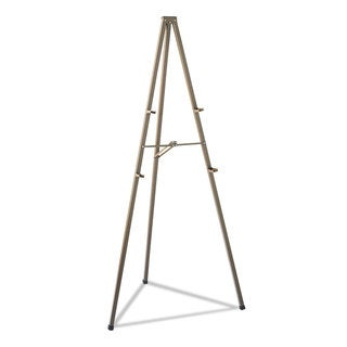 Quartet Tripod Bronze Display Easel
