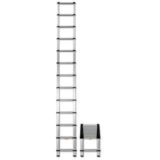 Telesteps Aluminum 16 ft Telescopic Extension Ladder