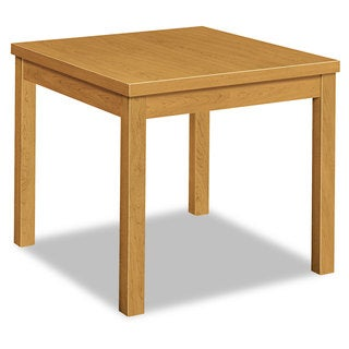 HON Harvest Laminate Square Occasional Table