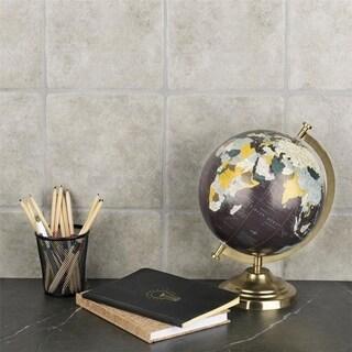SomerTile 7.75x7.75-inch Gavras Cendra Ceramic Floor and Wall Tile (25 tiles/11.5 sqft.)