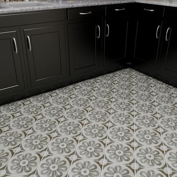 Twenties Petal Tile 1000 Images About Modern Remodel On