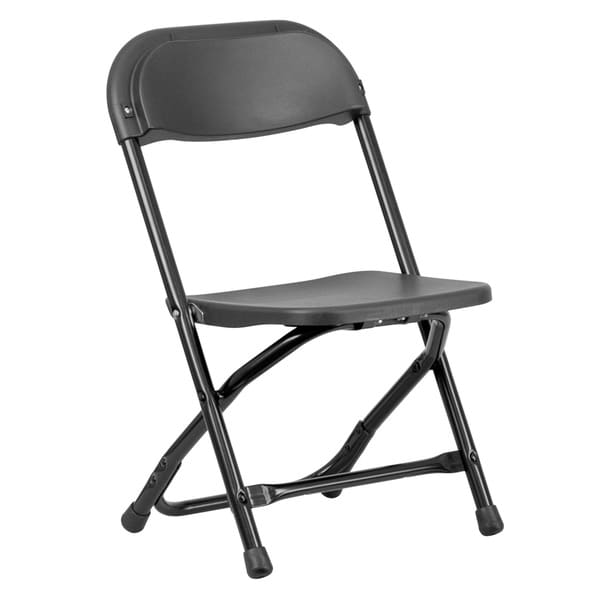 Dahila Kids Black Folding Chairs Free Shipping Today