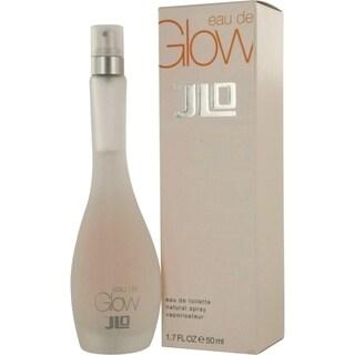 Jennifer Lopez Glow Eau de Glow Women's 1.7-ounce Eau de Toilette Spray