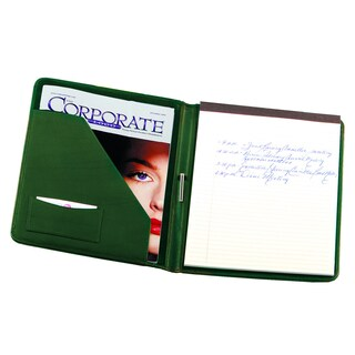 Royce Leather Writing Genuine Leather Padfolio