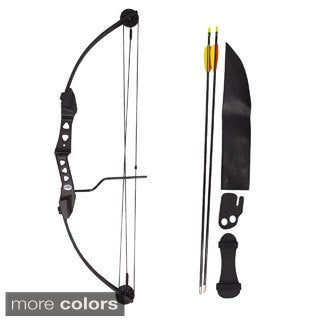 SAS Lancer Junior Youth Compound Bow Set