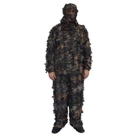 SAS 3D Leafy Camo Ghillie Suit
