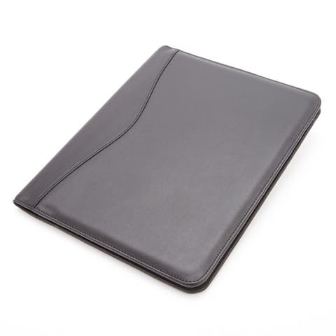 Royce Leather Genuine Leather Executive Writing Padfolio