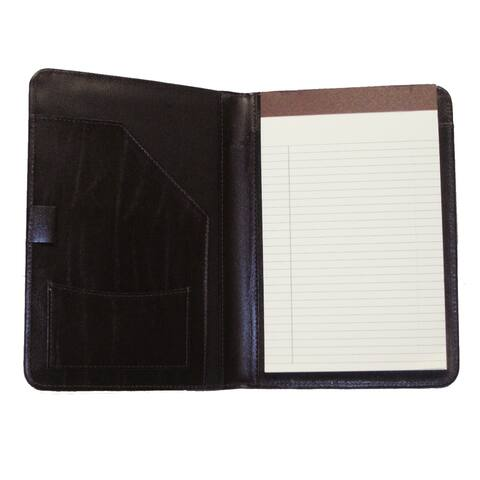 Royce Leather Junior Writing Genuine Leather Padfolio