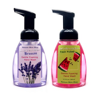 Fresh Watermelon and Lavender Breeze Foaming Hand Wash