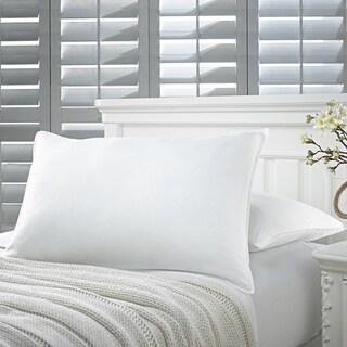 Amraupur Overseas White Down Alternative Soft Jumbo Size Bed Pillows (Set of 2)