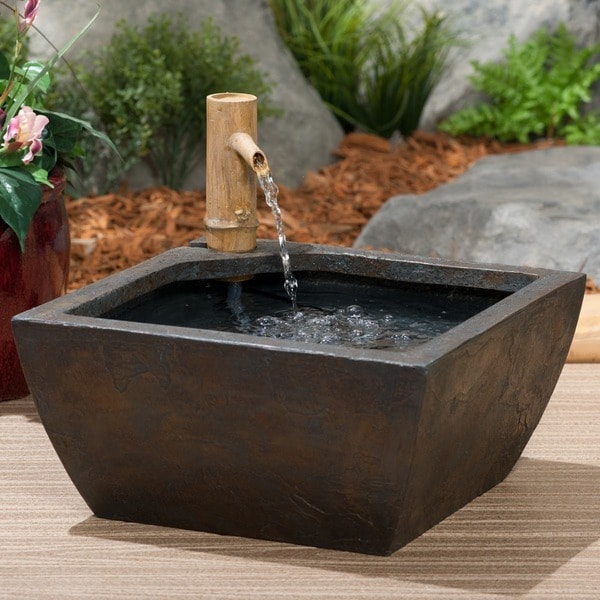 Aquatic patio pond kit free shipping today overstock for Outdoor pond kits