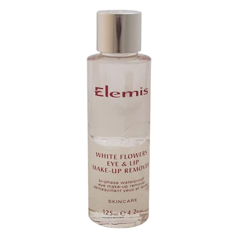 Elemis White Flowers 4.2-ounce Eye & Lip Make Up Remover