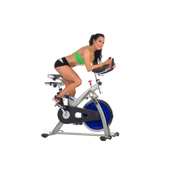 ASUNA 4100 Commercial Indoor Cycling Bike - Silver