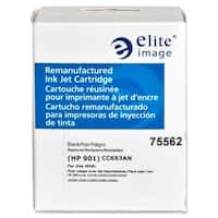 Elite Image Remanufactured Ink Cartridge Alternative For HP 901 (CC653AN) - 1 Each