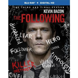 The Following: The Complete Third Season (Blu-ray Disc)