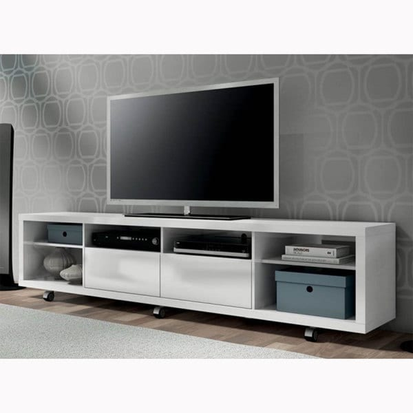 Manhattan comfort cabrini tv stand 2 2 free shipping for Tv stand kids room