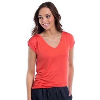 DownEast Basics Women's Free Time Top