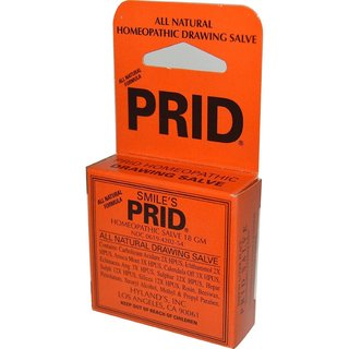 Hylands Homeopathic Prid Drawing Salve (Pack of 4)