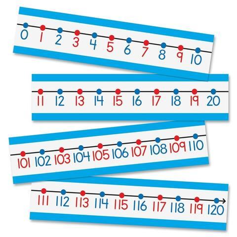 Carson-Dellosa Number Line Bulletin Board Set - 1/ST