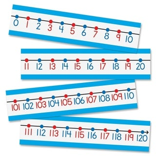 Carson-Dellosa Number Line Bulletin Board Set - 1/ST