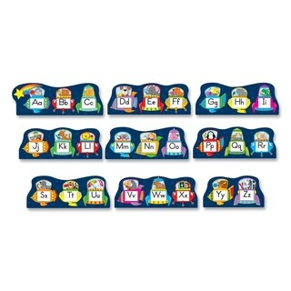 Carson-Dellosa Animal Theme Bulletin Board Set - 1/PK