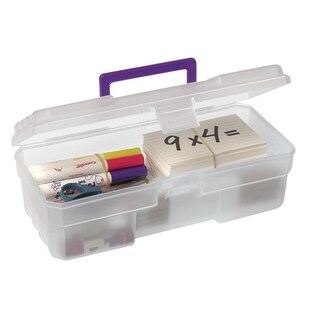 "Akro-Mils 12"" Supply Box - 1/EA"