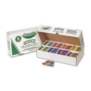 Crayola Classpack Crayon - 800/BX