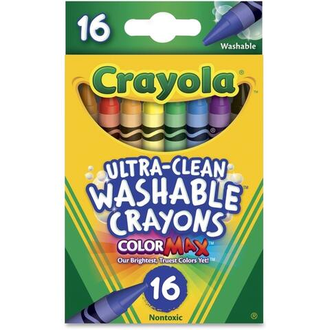 Crayola Kid's First Washable Crayon - 1/PK