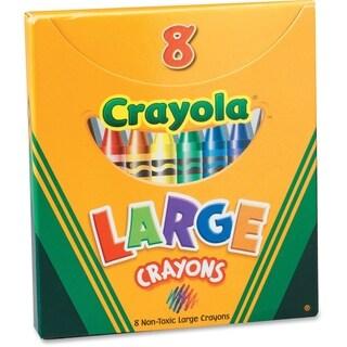 Crayola 52-0080 Crayon - 8/BX