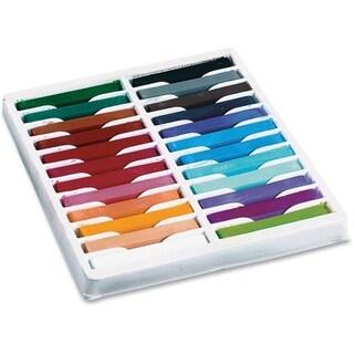 ChenilleKraft 24-color Square Artist Pastels Set - 24/ST