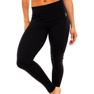 Women's Performance Black Yoga Pants
