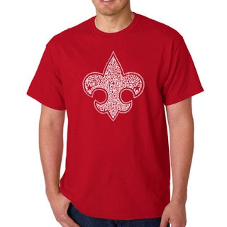 Men's Los Angeles Pop Art Boy Scout T-shirt