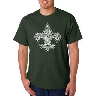 Men's Los Angeles Pop Art Boy Scout T-shirt