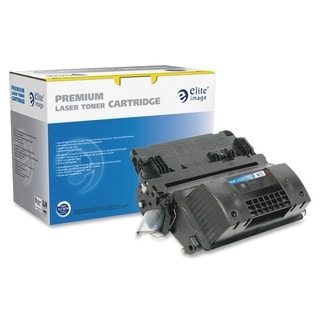 Elite Image Remanufactured High Yield MICR Toner Cartridge Alternative For HP 90X (CE390X) - 1 Each